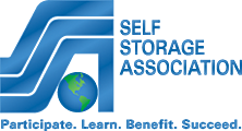 self storage association logo