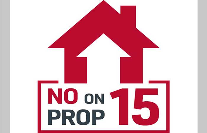 """No on Prop 15"" Co-Chair Praises SSA, Self Storage Industry"